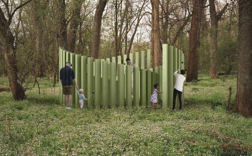 The International Garden Festival Announces the Designers for its 21st Edition