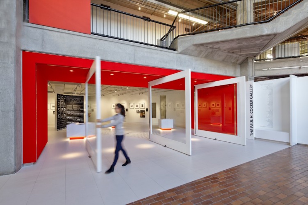 Paul H. Cocker Gallery remains online for the 2020-21 academic year