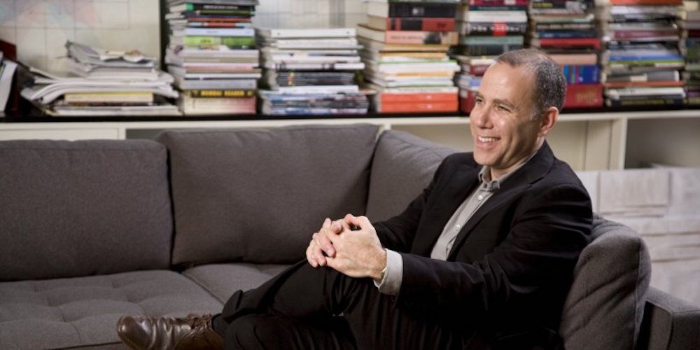 Richard Sommer concludes his appointment as dean of the Daniels Faculty